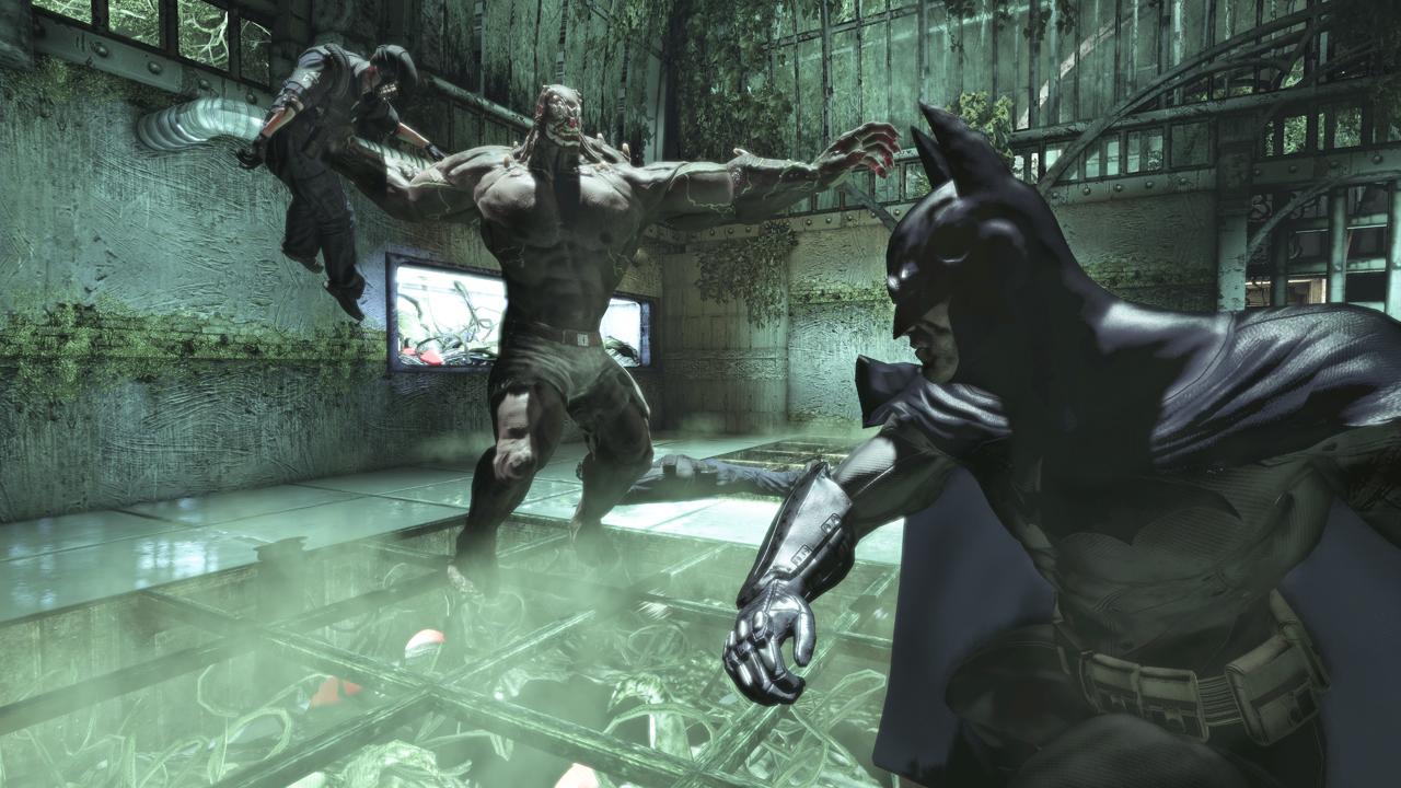 la sortie de batman arkham asylum sur pc est toujours attendue pour - Cuisine En Rkham