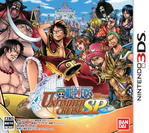 One Piece Unlimited Cruise SP  3DS